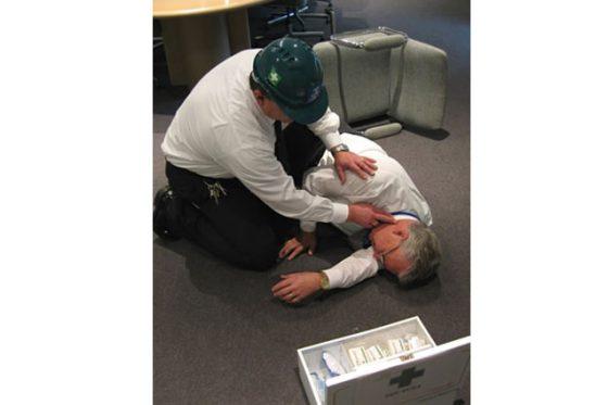CEDARS First Aid